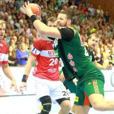 Handball-Bundesliga: Recken feiern hochkonzentrierten Sieg bei Heimpremiere