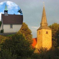 Glocken in Kirchdorf und Langreder läuten für den Weltfrieden