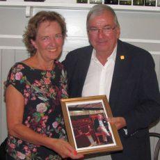 Ära bei CC & Co endet: Helga Winkler löst den langjährigen Vorsitzenden Norbert Wels ab