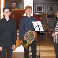 Talentierte Jugendliche bringen das Who is Who der klassischen Musik zu Gehör