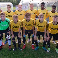 Norddeutscher Länderpokal der U 18-Junioren: Niedersachsen belegt Platz 4