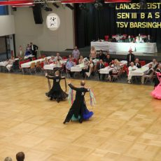Tanzen: Spektakuläre Landesmeisterschaften in Barsinghausen bieten Spitzensport