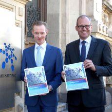 Trends und Fakten: Die Bevölkerung sowie die Zahlen der Pendler und Beschäftigten in der Region Hannover wachsen