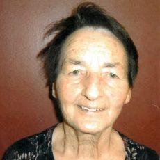 Öffentlichkeitsfahndung nach einer Vermissten: Wer hat Edith F. gesehen?