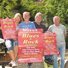 Rock- und Bluesfestival bringt das Bullerbachtal am morgigen Samstag zum Beben
