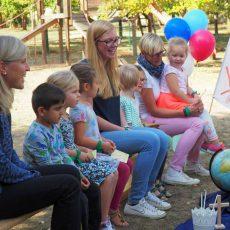 """""""Marienkäfer"""" feiern den Weltkindertag"""
