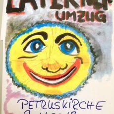 Laternenumzug mit Lichterfest: Die Petrusgemeinde lädt für den 8. November ein