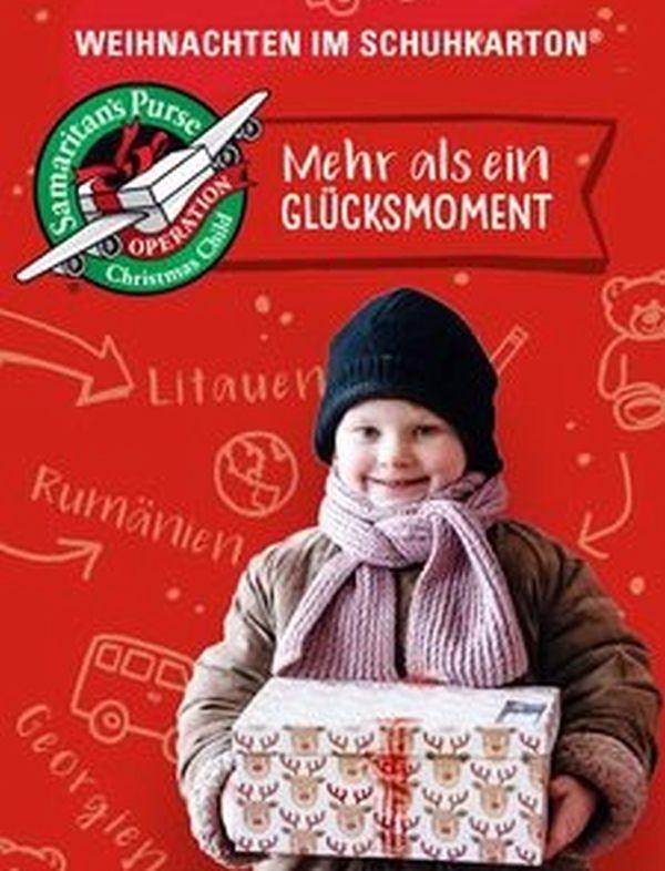 Weihnachten Im Schuhkarton Org.Liebe Weitergeben Mit Weihnachten Im Schuhkarton Deister Echo