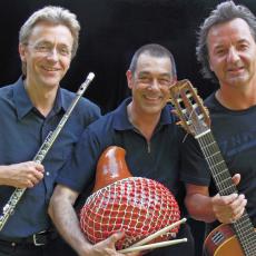"Das ""Trio Coppo"" bringt faszinierende Klangfarben in die Petrusgemeinde"