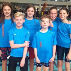 Barsinghausens Schwimmnachwuchs stellt persönliche Bestzeiten auf
