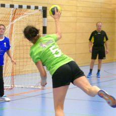 HVB-Damen bringen zwei Sieg-Punkte aus Loccum mit