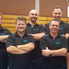 1. Tischtennis-Herren des TSV Langreder siegt gegen Erichshagen 9:6
