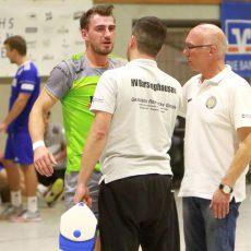 "HVB-Coach Löffler: ""Wir müssen gewinnen"""