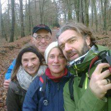 20-Kilometer-Tour: Jahresabschluss der wandernden Naturfreunde führt über den Deister und zurück
