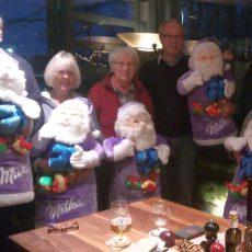 Boulisten schließen das Jahr mit einem Weihnachtsturnier ab