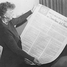 70 Jahre Erklärung der Menschenrechte: Ein Grund zum Feiern und zum Verzweifeln
