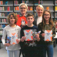 Schüler glänzen beim KGS-Vorlesewettbewerb mit tollen Leistungen