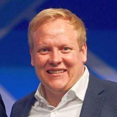 Europawahlkandidat Tilman Kuban stellt sich beim CDU-Arbeitsessen vor