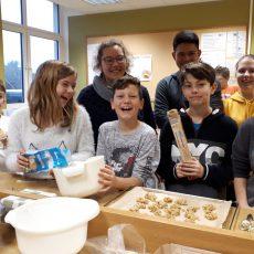 KGS-Goetheschule vermittelt den Spaß an guter Ernährung