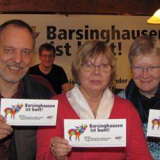"""Bündnis """"Barsinghausen ist bunt"""" beschließt Vereinsgründung"""