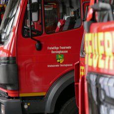 Anwohner meldet Brandgeruch nach Kurzschluss