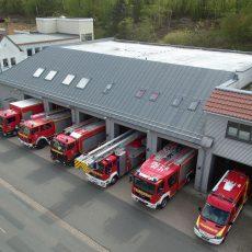 Brandmeledeanlage im Baltenweg löst Alarm aus