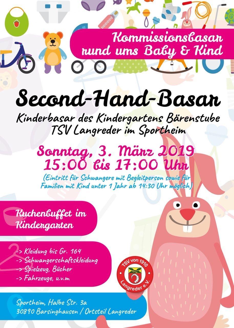 """Kindergarten """"Bärenstube"""" veranstaltet Second-Hand-Basar ..."""