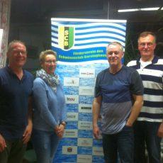 SCB-Förderverein schwimmt weiter auf der Erfolgswelle