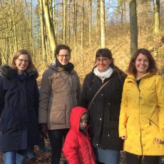 Waldkindergarten wählt neuen Vorstand