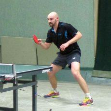 1. Tischtennis-Herrenmannschaft vom TSV Langreder düpiert den Tabellenführer