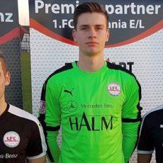 1. FC Germania verstärkt den Kader mit drei vielversprechenden Talenten