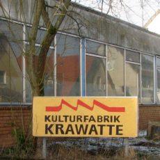 """Die Kulturfabrik """"Krawatte"""" öffnet beim Richtfest ihre Türen"""