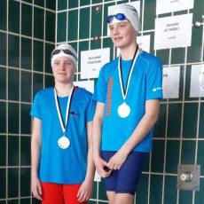 Barsinghausens Schwimmer sammeln bei Wettkämpfen in Pattensen reichlich Medaillen