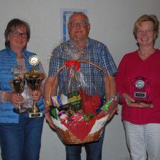 Dieter Schan gewinnt das Osterpreisschießen vom Schützenverein Kirchdorf
