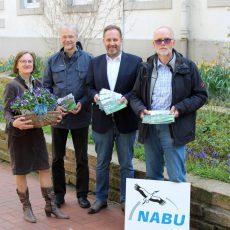 Vorgärten in Barsinghausen: Dazu gibt es jetzt eine Broschüre vom NABU