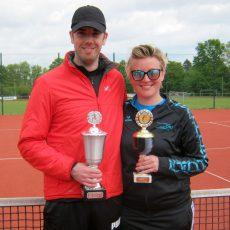 Auch beim TSV Kirchdorf wurde jetzt die Tennissaison eröffnet