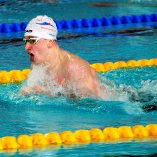 Maximilian Siebert stellt bei den Norddeutschen Meisterschaften einen neuen Stadtrekord auf
