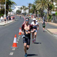 """""""Härter als Hawaii"""": Triathlet Björn Wüsteney finisht beim Ironman Lanzarote"""