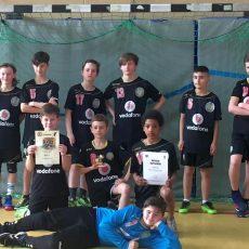 HVB-Kinderteams starten erfolgreich in die Turniersaison