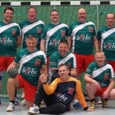 TSV-Handball: Deister Allstars stellen nach 19 Jahren den Spielbetrieb ein