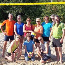 Sommer – Sonne – Beachvolleyball: Barsinghäuser Volleyballer laden zum Mitspielen ein