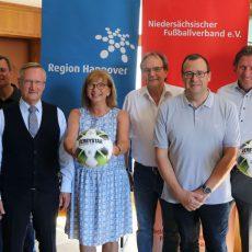 27. Cup der Region: Gruppen für das Turnier am 18. August in Barsinghausen sind ausgelost