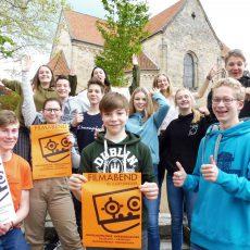 Filmteam der Mariengemeinde hat den tollpatschigen Bär Paddington im Programm