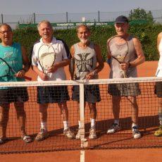 Tennis: Unentschieden zwischen Goltern und Wennigsen nutzt keinem etwas