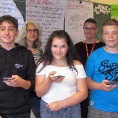 KGS-Schüler werden fit gemacht im Kampf gegen Cyber-Mobbing
