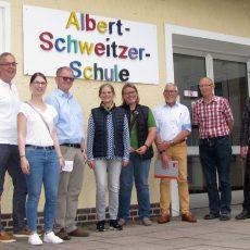 Fördergelder zur energetischen Sanierung der Albert-Schweitzer-Schule müssen zeitnah investiert werden