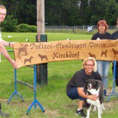 Polizei-Hundesport-Verein hofft auf dauerhafte Ruhe beim Großkaliber-Schützenverein