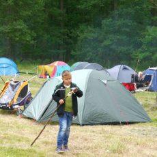 Beim Mittsommernachtsfest im Wisentgehege ist das Campen wieder erlaubt