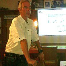Physiker referiert im Naturfreundehaus über die Energiewende