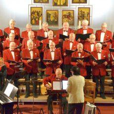 Sommerkonzert: Vereinigte Sängerschaft unterhält mit abwechslungsreichen Melodien